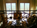 Lake Arrowhead Staircase Iron Work
